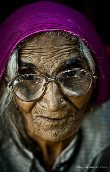 Every Wrinkle Tells a Story