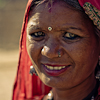 Rajasthani Woman archive