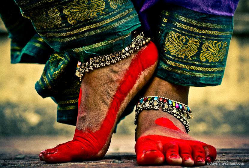 Language of the Feet