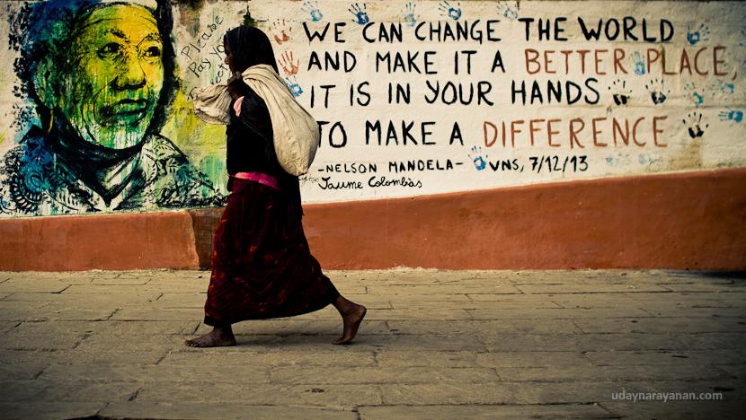 We Can Change theWorld